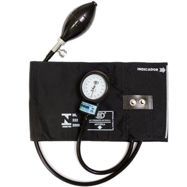 Esfigmomanometro-Adulto-Nylon-Metal-Aparelho-De-Pressao-BIC-1