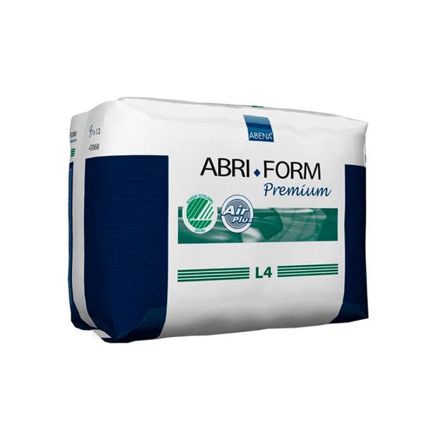 Fralda-Abena-Abri-form-L4-Pacote-C-12-unidades