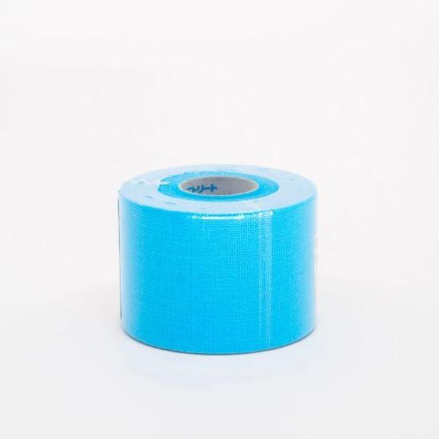Bandagem-Kinesiology-Adesiva-Tape-Azul-5cm-X-5m